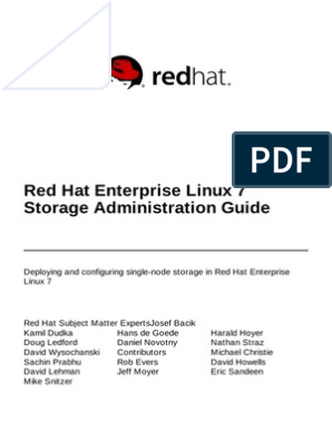 Red Hat Enterprise Linux-7-Storage Administration Guide-En