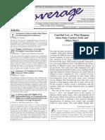 ABA Coverage Newsletter February 2010