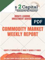 Commodity Report 01 June 2015 Ways2Capital