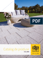 Catalog de Produse Elis Pavaje  Editia 2015