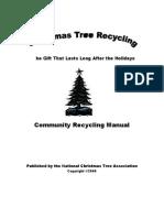 (218804993) 35264781 Christmas Tree Recycling Manual