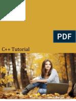 cpp tutorial