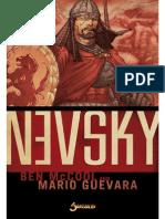 Aleksandr Nevsky - Un Héroe del Pueblo (NeoD+Sword) [12º Aniversario CRG].cbr