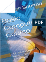 Basic Computer Course_ a Freshe - Mukesh Sharma