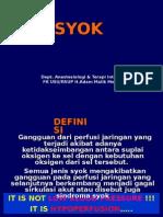 III. Modul 6 - Syok