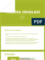 Trauma Inhalasi
