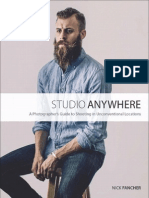 Studio Anywhere a Photographer's Guide to Shooting in Unconventional Locations
