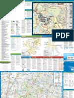 Melbourne Campus Travelsmart Map
