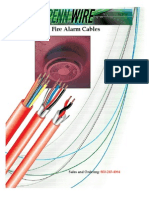 Fire Alarm Cables
