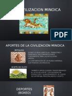 La Civilizacion Minoica
