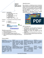 Advance Flow Assurance Engineering Brochure