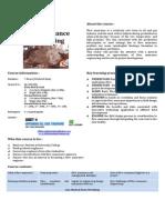 Basic Flow Assurance Engineering Brochure