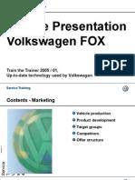 Vw Fox - Vehicle Presentation