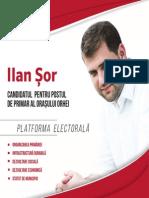 Platforma Electorală 2015 - Descărcare