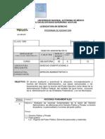 05 Derecho Administrativo I.