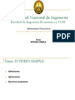 Interes Simple 2015-1