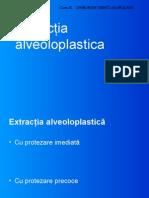 Curs 9 Extracţia Alveoloplastica 2014-2015