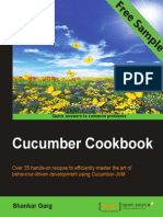 Cucumber Cookbook - Sample Chapter