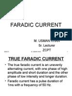 Faradic Current