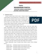 Profil Pengaman Pantai Sumatera Barat