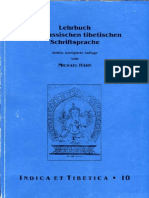 Lehrbuch Der Klassischen Tibetischen Schriftsprache. M.hahn. Swistal-Odendorf,1996 (600dpi_lossy)