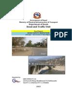 Road Safety Inspection Kohalpur_Harre_Ratna Highway