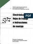Curso de Electronica FEE [Hojas de trabajo y montaje].pdf