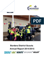 Borders District Annual Report 2015