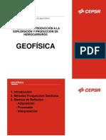 XIV Seminario Abril 23 Geofisica
