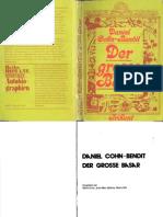 Cohn-Bendit, Daniel - Der Grosse Basar (Trikont, München 1975)