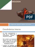 (3) Biologia e Geologia - 10º Ano - Compreender a estrutura e dinâmica da Geosfera