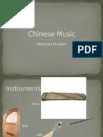Chinese Music Abdullah
