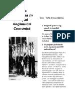 Viata Cotidiana in Timpul Regimului Comunist