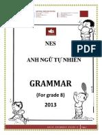 Grammar Book (Grade 8)