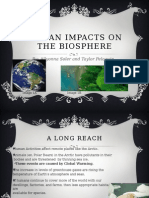 human impacts on the biosphere 1 (1)