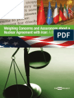 Weighing Concerns and Assurances About a Nuclear Agreement with Iran