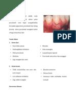 Abses Periodontal+perikoronitis
