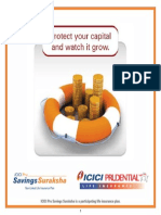ICICI Savings Suraksha Brochure