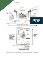 Instalação Compressor de Ar de Pistão