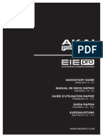 AKAI EIE Pro Quickstart Guide