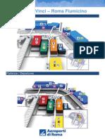Mapa Fiumicino Aerodroma