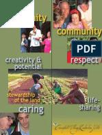 Brochure for Kimberton Hills
