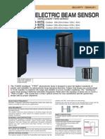 Takex PB-20TE Data Sheet