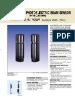 Takex PB-IN-75SW Data Sheet