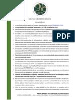 Instruções Para Submissão de Resumos