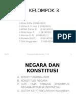 Bab 3 Negara & Konstitusi (1)