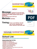 Knewton Case Study - NAM Youth College Marketing & College Advertising Authority, Experts, & Consultants