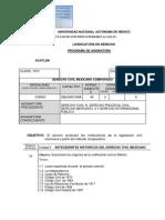 09 Derecho Civil Mexicano Comparado.