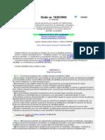 Ordin 1030 2009 Procedura Avizare