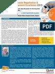 Contract Negotiation Dispute Manangement 2015 Brochure